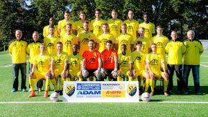 Oberligamannschaft SV Morlautern Saison 2016/17