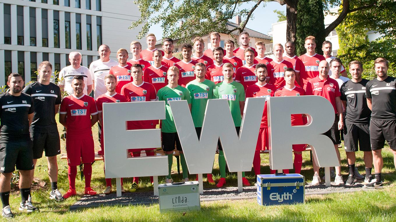 VfR Wormatia Worms Saison 2016/17