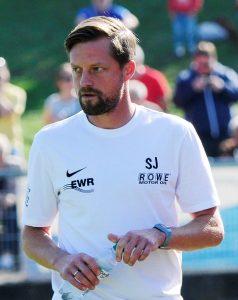 Steven Jones, Trainer VfR Wormatia Worms