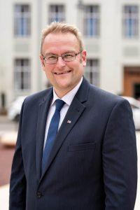 Markus Zwick, Oberbürgermeister  der Stadt Pirmasens